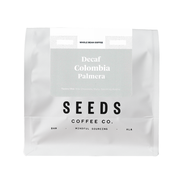 Decaf Coffee Seeds Coffee in Birmingham