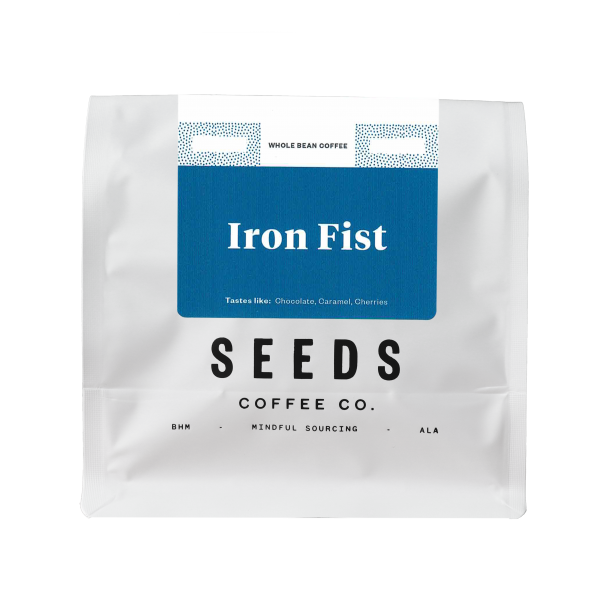 Iron Fist Coffee - Seeds Coffee Birmingham