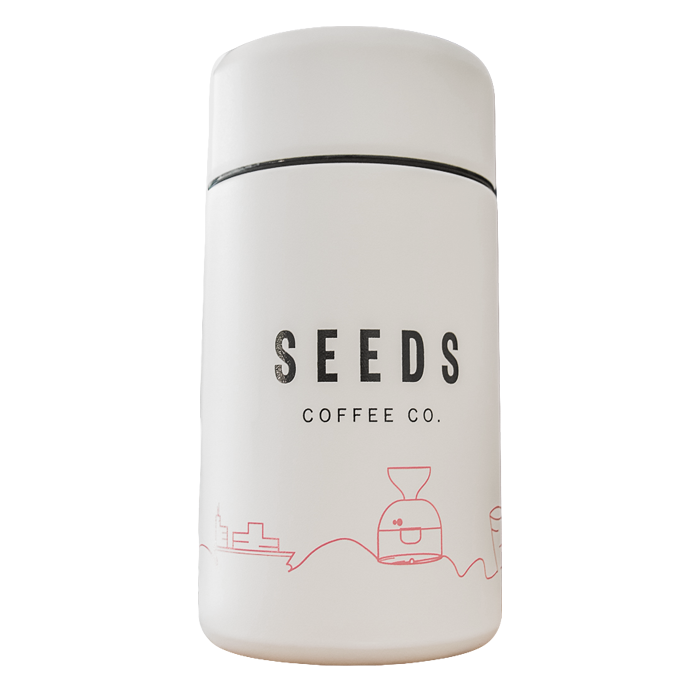 Seeds Coffee Canister